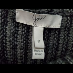 Joie Sweaters - Joie Oversized Cowl Neck Sweater Size Small